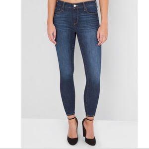 GAP women's Mid Rise True Skinny Jeans.